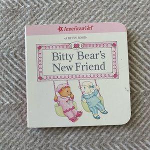 American Girl Bitty Baby Book